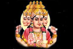 Hindu God - Brahma
