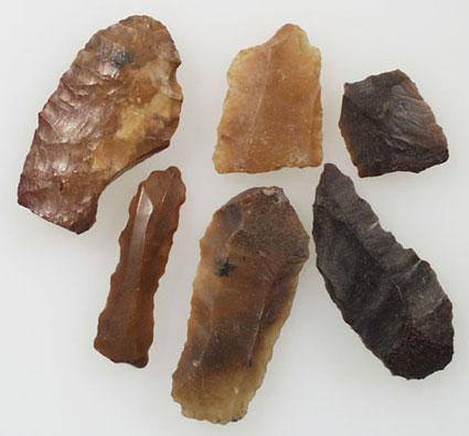 Paleolithic Stone Tools