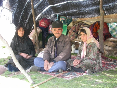 Bakhtiari Nomades, Khuzestan, Iran
