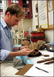 Bradley Adams - Forensic Anthropologist