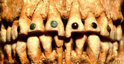 Mayan Jeweled Teeth