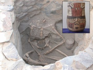 Nascan Headless Skeleton & Head Jar