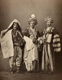 Kurdish Costumes