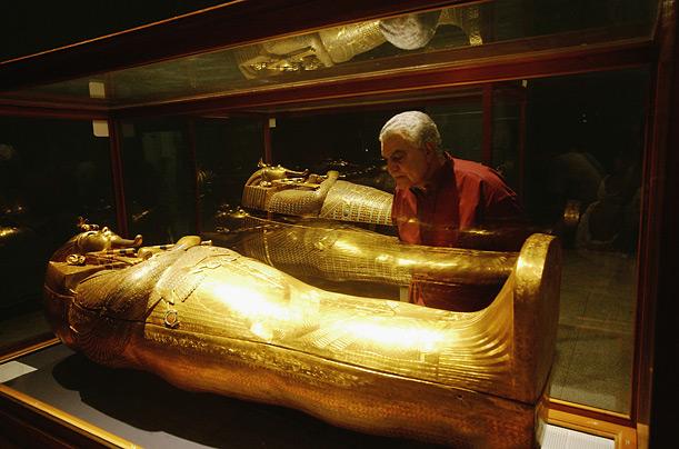 King Tut | Anthropology.net