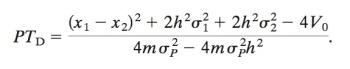 Phenotypic Divergence Time Estimator