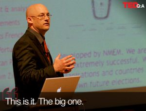 Q&A with Clay Shirky on Twitter and Iran