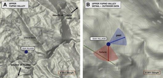 Yupno River Timeline