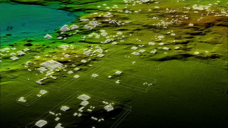 Laser scans revealed more than 60,000 previously unknown Maya structures that were part of a vast network of cities, fortifications, farms, and highways.