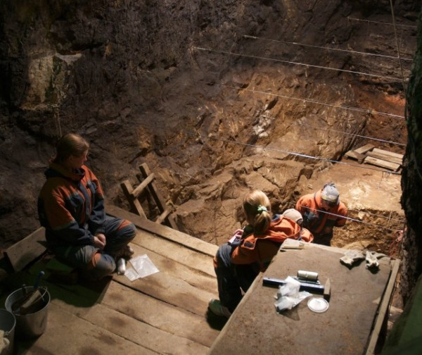 Excavations in the Denisovan Cave have yielded tiny bone fragments that have had an outsized impact on our understanding of human evolution. Bence Viola