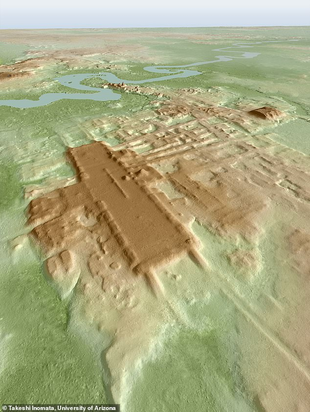 Oldest & Largest Mayan Structure Discovered in Mexico